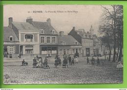 Guines - La Place Des Tilleuls Ou Petite Place - Imp. Cache - Guines