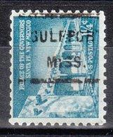 USA Precancel Vorausentwertung Preo, Locals Mississippi, Gulfport 232 - Vereinigte Staaten