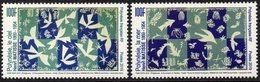 Polynésie Française 2019 - Arts, Tableaux, Peintures De Henri Matisse - 2 Val Neufs // Mnh - French Polynesia