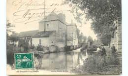77* STE COLOMBE Moulin Des Bruyeres - France