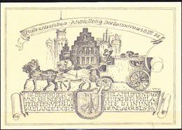 Deutsches Reich German Empire Empire Allemand - Nachdruck Der Festpostkarte (MiNr: PP 77) 1993 - Postfrisch    Lesen - Allemagne
