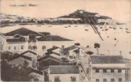 Chine Macau Macao - Praya Grande (correo 15 Surcharge 6 Avos Republica Oblit. Correio Central 1924) - China