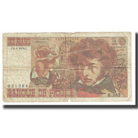 France, 10 Francs, Berlioz, 1976, P. A.Strohl-G.Bouchet-J.J.Tronche, 1976-01-05 - 1962-1997 ''Francs''