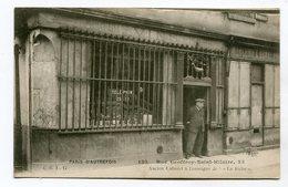 CPA  75  : PARIS Autrefois : Rue Geoffroy St Hilaire    VOIR  DESCRIPTIF  §§§ - France