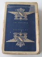Jeux-54-cartes-porte-avion-LA-FAYETTE-lafayette-aeronavale-langlay - Group Games, Parlour Games