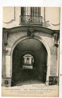 CPA  75  : PARIS Autrefois : Rue  Des Lions St Paul     VOIR  DESCRIPTIF  §§§ - France