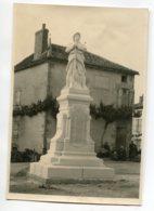 86 MOUSSAC Sur VIENNE Photographie  Maurice COUVRAT Poilu Du Monument Aux Morts Tout Neuf    D19  2019 - Antiche (ante 1900)