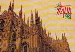 Fiera Di Milano Italia 98 ; Libretto Con Chiudi-lettere - Erinnofilo - - Esposizioni Filateliche