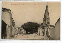 17 ILE D'OLERON ST SAINT DENIS Les BAINS Place De L'Eglise No 30 Labouche  D19 2019 - Ile D'Oléron