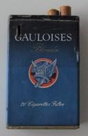 Briquet Plastique électrique Gauloises Blondes Vintage Buraliste Tabac - Briquets