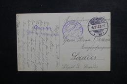 ALLEMAGNE - Carte Postale Pour Prisonnier En France En 1915 - L 48860 - Germany