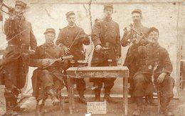 """Photo De Militaires """"les Amis De La Bouteille"""" - Guerra, Militares"""