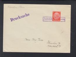 Dt. Reich Brief  Kastemstempel Jütroschin Nach München - Briefe U. Dokumente