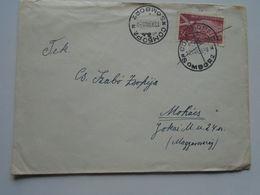 ZA246.12 Yugoslavia Serbia Sombor Zombor 1955 To Mohács, Hungary - 1945-1992 Sozialistische Föderative Republik Jugoslawien