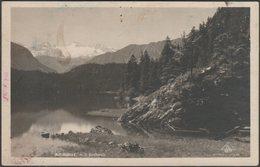 Alt-Aussee Mit Der Dachstein, Steiermark, C.1920s - Brüder Lenz Foto-AK - Austria