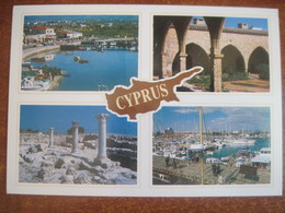 Cyprus Larnaca Paphos Multi-view MINT - Chipre