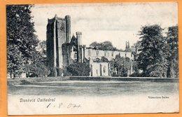 Dunkeld UK 1904 Postcard - Perthshire