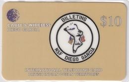 DIEGO GRCIA , DGA-R-70 , $10 BILLITING , MINT , CN  010874 - Diego-Garcia