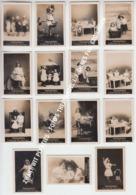 15 ZWART WIT PLAATJES / FOTO'S THEEHANDEL J. J. ONNES Fzn. GRONINGEN - Groningen