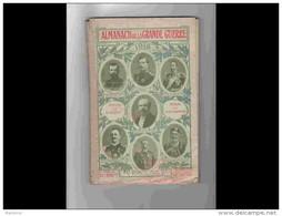 .AGD1   91   ALMANACH De La GRANDE GUERRE  1916 Tout Sur  Armée Politique 145 P Godard à Lyon - Calendari