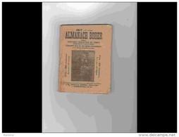AGD1      208   ALMANACH  1917 ..DE BOHER  METEOROLOGUE  à ARGELES Sur Mer  PYRENEES  ORIENTALES  ASTRONOMIE  Climat Tem - Midi-Pyrénées