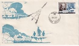 URSS 1961 LETTRE THEME EXPEDITION ARCTIQUE - Expéditions Arctiques