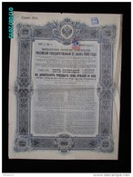 ACT1     00065    ACTION  .1906  RUSSIE..EMPRUNT  DE  ETAT RUSSE - Russia