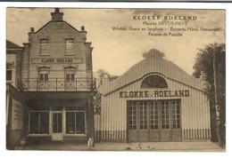 Kluisbergen Klokke Roeland Winkel, Drank En Spijshuis  Pension De Famille - Kluisbergen