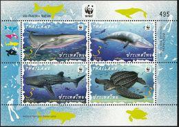Thailand 2019 WWF Preserved Wild Animal B4 - Thaïlande
