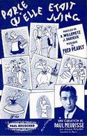 PARTITION PARCE QU'ELLE ETAIT SWING - PAUL MEURISSE - 1942 - EXCELLENT ETAT PROCHE DU NEUF - - Music & Instruments