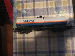 CARRO MERCI LIMA SOLVAY - Modell-Eisenbahn