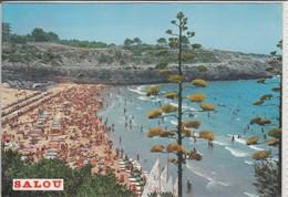 SALOU, Tarragona, Costa Dorada, Playa De Lazareto - Tarragona