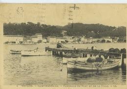 Saint-Mandrier- Raccomodeur De Filets Au Creux Saint-Georges-  ***belle Cpa De 1941 Pas Courante *** Ed.LL N° 4 - Saint-Mandrier-sur-Mer