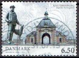 DENMARK   #  FROM 2014 STAMPWORLD 1714 - Danimarca