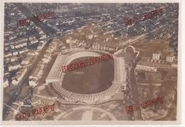 Au Plus Rapide Photo Militaire Aérienne Années 30 Bordeaux Stade Parc Des Sports Football Rugby - Guerre, Militaire
