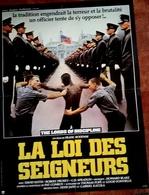Aff Orig Ciné LOI DES SEIGNEURS 40X60 1983 Brian Keith - Plakate & Poster