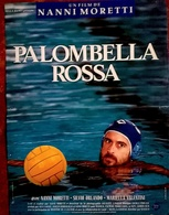 Aff Orig Ciné PALOMBELLA ROSSA 40X60 1989 Nanni Moretti - Plakate & Poster