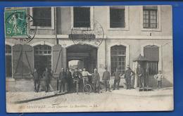 LUNEVILLE     Le Quartier La Barollière      Animées     écrite En 1911 - Luneville
