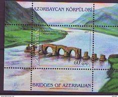 Azerbaijan 2007, Bridges S/s MNH - Azerbaïjan
