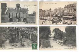 59 - - Lot De 20   Cartes Postales Différentes De LILLE (  Nord  )   - Scannées - Lille
