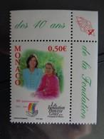 MONACO 2004  Y&T N° 2425 ** - 40e ANNIV. DE LA FONDATION PRINCESSE GRACE - Nuovi