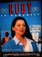 Aff Ciné Orig RUBY IN PARADISE (1993) 60X40 Ashley Judd - Plakate & Poster