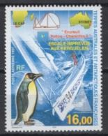 T.A.A.F. 1997. N° Y&T PA 142 **, MNH, Fraîcheur Postale. Cote Y&T 2020 :  7,20 € - Luchtpost