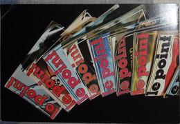 Petit Calendrier Poche 1978  Journal Revue Le Point - Petit Format : 1971-80