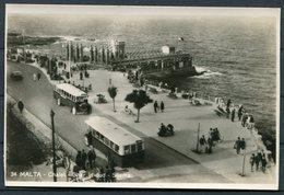 Malta Chalet Ghar Id-dud Silema RP Postcard - Malta