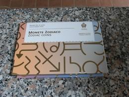 San Marino Cofanetto Per Contenere Tutti I 5 Euro Zodiaco - San Marino