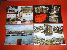 Lot 13 Cpsm Neuves France - Postkaarten