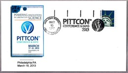 PITTCON Conference - Innovations In Laboratory Science. Philadelphia PA 2013 - Química