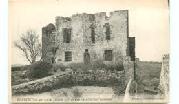 83* EVENOS Chateau - Francia