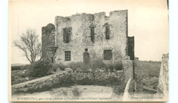 83* EVENOS Chateau - France